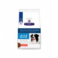 Hills Prescription Diet d/d Potato & Salmon perro