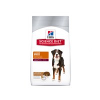 Hills Science Diet Adult Large Breed Lamb & Rice perro